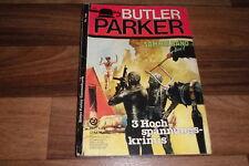 3x  BUTLER PARKER AUSLESE KRIMIs von Günter Dönges --  #  275 + 79 + 82