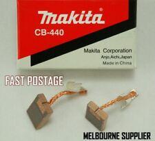 Makita CB-440 Carbon Brush Set Suit DHP482 DHP458 DTD152 DFR450 DTD146 DTW251