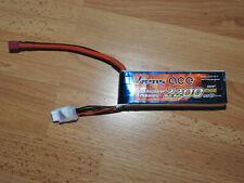 Gens Ace LiPo 2200mAh, 11,1V 25C Battery