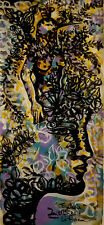 Beautiful Abstract ZAIDA DEL RIO ~ ORIGINAL Signed Work