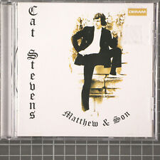 Matthew & Son [UK Bonus Tracks] by Cat Stevens (CD, Jan-2004, Universal/Deram)
