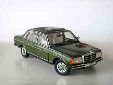 REVELL 1983 Mercedes Benz 230E W123 Green Metallic LE of 1000 1:18 New Item!