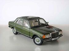 REVELL 1983 Mercedes Benz 230E W123 Green Metallic LE of 1000 1:18 New Item!