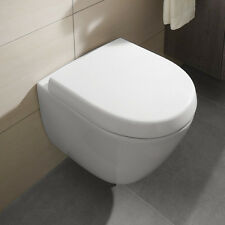 Villeroy & Boch Subway 2.0 rimless wc wall hung toilet pan + Soft cl seat  SALE!