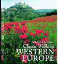 """VERY GOOD"" Classic Walks in Western Europe, Souter, John, Souter, Gillian, Book"