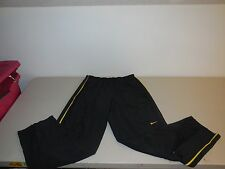 Nike Livestrong Athletic Pants Running Cycling Bike Athletic Black Mens XXL 2XL