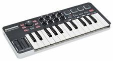 Samson Graphite M25 Mini USB MIDI Controller Master Keyboard Tastatur 25 Graphit