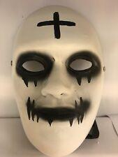 La purge en fibre de verre fibre de verre film déguisement masque adulte enfant cosplay