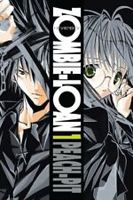 Complete Set Series - Lot of 5 Zombie-Loan - Peach-Pit (YA Manga/Comic)