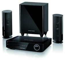 Harman Kardon BDS 485s Home Theater Surround Sound Speaker System - Black