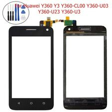 Replacement Front Touchscreen Glass Panel For Huawei Y3 Y360-CL00/-U03/-U23/-U3