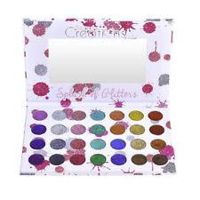 BEAUTY CREATIONS splash of glitter 28 colors palette eyeshadow makeup