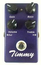 Timmy Overdrive Guitar Pedal   Warm Natural Tube Overdrive Sound