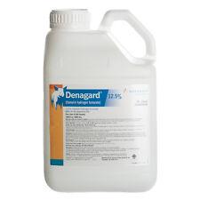 DENAGARD Treatment of Swine Dysentery Pneumonia Water Medication 5 Liter