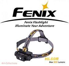 Fenix hl60r CREE xm-l2 t6 LED Lampe Frontale Lampe au Chapeau 950 Lumen incl. Batterie + usb