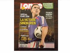 ONZE MONDIAL-EURO 2008-SPECIAL EDITION-JUNE 2008-SUPERIOR FRANCE POSTER
