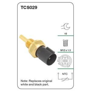 Tridon Coolant sensor TCS029 fits Honda CRX 1.6 i 16V (ED9), 1.6 i VTi (EG2) ...