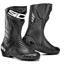 Sidi Performer Black CE Motorcycle Motorbike Boots