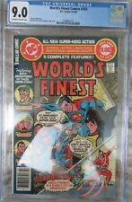 World's Finest Comics #263 CGC 9.0 1980 DC Comic Book