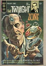 Twilight Zone #24-1968 fn+ Rod Serling TV Show George Wilson