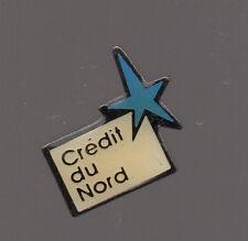 Pin's Banque / crédit du nord (époxy)