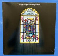 """The Alan Project Parsons The Turn Of A Friendly Card 12"""" Vinyl Record LP 1980"""