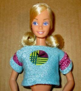 Superstar Era Dream Date Barbie Doll Redressed