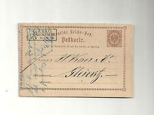Pr Vor / LIEBAU I. SCHLESIEN Ra3 1874 a. DR P1