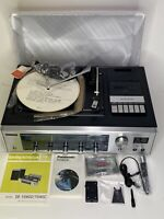 Panasonic SE-1040D Vintage all-in-one AM/FM Turntable Record Player Stereo *NEW*