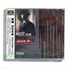 Eminem Music To Be Murdered By - Side B Taiwan 2 CD OBI 2021 NEW