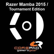 Corepad Skatez Razer Mamba 2015 Tournament Edition Ersatz Teflon® Mausfüße