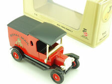 Matchbox Y-12 MOY Yesteryear Ford T Royal Mail GR Post OVP 1603-28-38