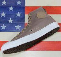 CONVERSE Chuck Taylor ALL-STAR II HI Cordura Brown White SAMPLE [161430C] size 9