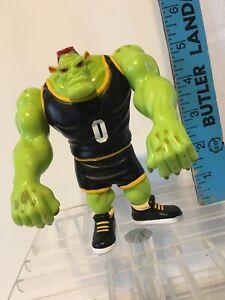 "1996 Space Jam Monstars Bang Green Monster Alien #0 5"" Action Figure Playmates"