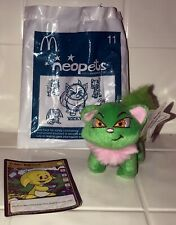 Neopets 2004 McDonald's Yellow Wocky Plush
