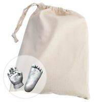 Essential Baby Hand & Foot 3D Casting Kit - Moulding Alginate, Plaster + tools