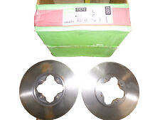 Honda Accord IV-V-Rover 618-620-623  paire de disques de frein VALEO 186439