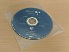 Dreamon Collection 2 Dreamcast Demo Disco (Sega Dreamcast, 2000) - SOLO DISCO