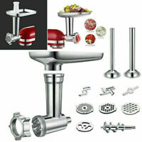 15PCS Food Home Meat Grinder Attachment For Kitchenaid Stand Mixer Accessories