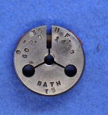 8-36 UNF-3A Thread Ring  Gage Go Only - 0.164  -  36 TPI - Bath