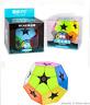 Moyu cube Meilong Megaminx 2x2 Puzzle Brain Game Toy Speed Magic Cube stickless