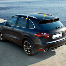 Roof Rack Side Rails Bars Luggage Carrier for Porsche Cayenne 2011-2015