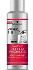 New Schwarzkopf Ultime Diamond Color & Radiance Shine Boost Tonic 3.4 oz