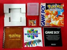 Pokemon Edición Roja – NINTENDO - GAME BOY - USADO - BUEN ESTADO