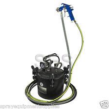 Complete  Spray Package Paint Pressure Pot / Tank 10Ltr No Agitator