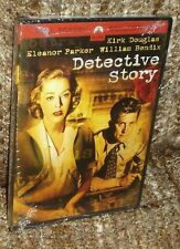 DETECTIVE STORY DVD, NEW & SEALED, WITH OSCAR NOMINEE ELEANOR PARKER, VERY RARE