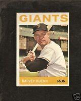 1964 Topps # 242 Harvey Kuenn NM