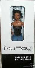 Rupaul drag queen race Rupaul's rumix doll Rupauls Figure Gay Ru paul xmas gift