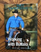 Clinton Anderson NWC Working With Buffalo Horse Training DVD