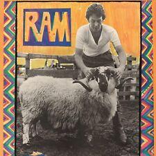 PAUL/MCCARTNEY,LINDA MCCARTNEY - RAM   CD NEW